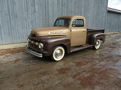 1951 Ford F1 for sale 100747136
