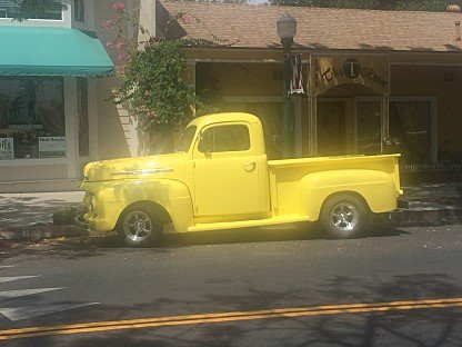 1951 Ford F1 for sale 100771311