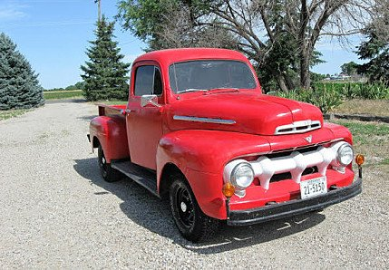 1951 Ford F1 for sale 100792000