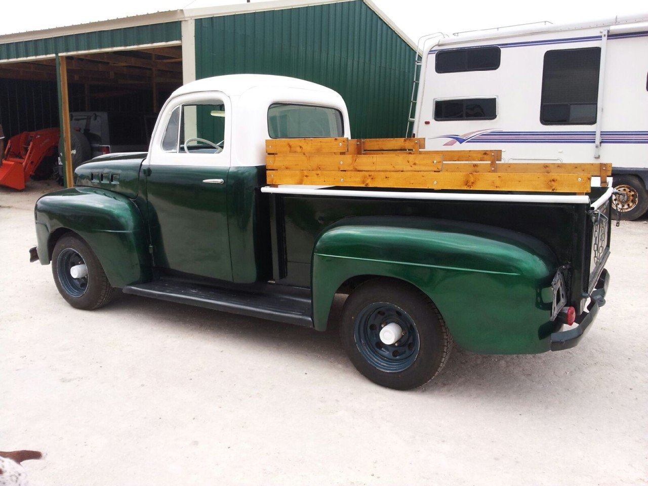 1951 Ford F1 For Sale Near Beeville Texas 78104