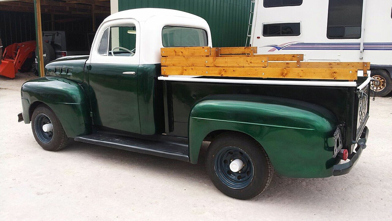 1951 Ford F1 for sale 100923260