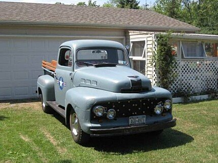 1951 Ford F1 for sale 100890325