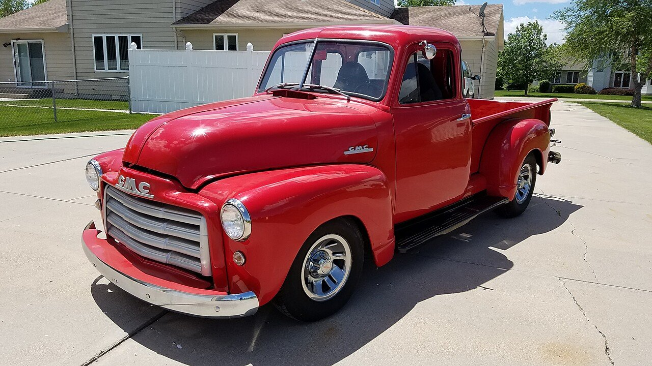 1951 GMC Pickup for sale 100904858