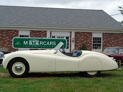1951 Jaguar XK 120 for sale 100814446