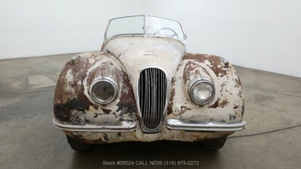 1951 Jaguar XK 120 for sale near Los Angeles, California 90063 ...