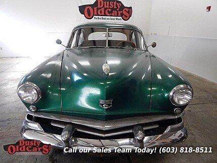 1951 Kaiser Deluxe for sale 100731447