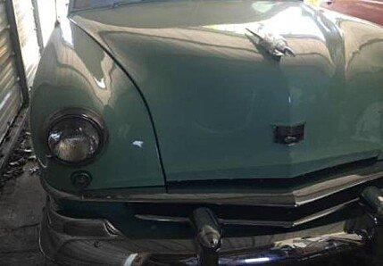 1951 Kaiser Deluxe for sale 100792255