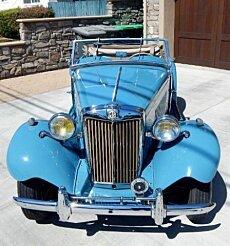 1951 MG MG-TD for sale 100837188