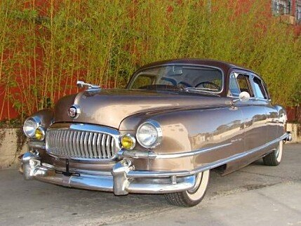 1951 Nash Ambassador for sale 100823925