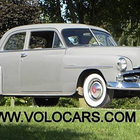 1951 Plymouth Cambridge for sale 100841945