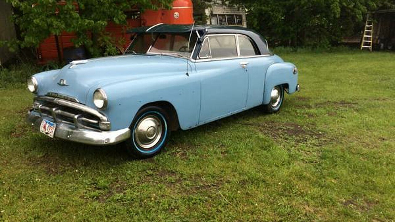 1951 Plymouth Cranbrook for sale 100884023