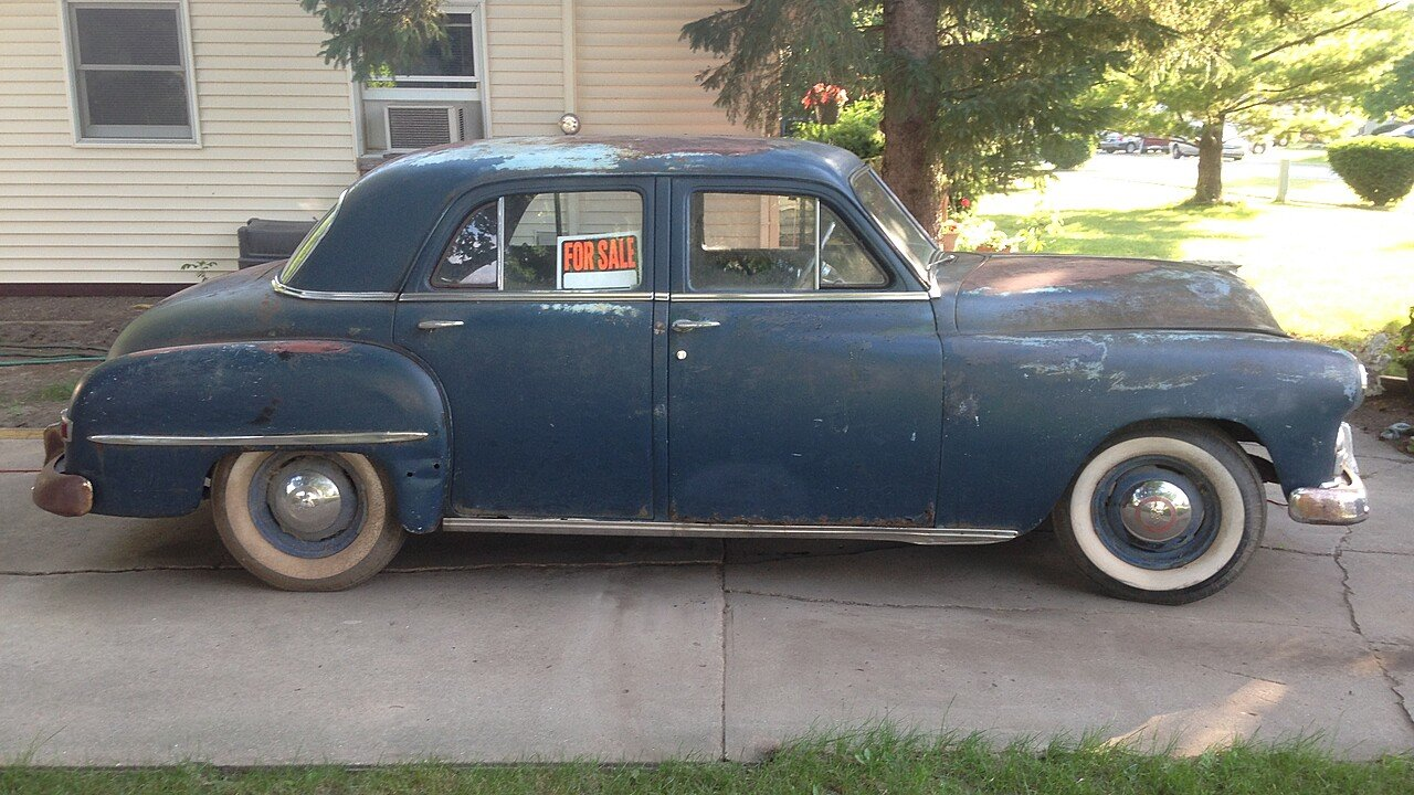 1951 Plymouth Cranbrook for sale 101006229