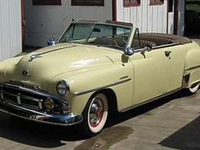 1951 Plymouth Cranbrook for sale 101018586