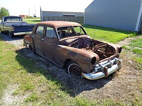 1951 Plymouth Cranbrook for sale 101023975