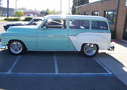 1951 Plymouth Custom for sale 100786449