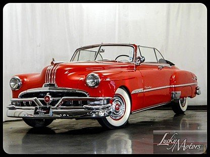 1951 Pontiac Chieftain for sale 100734323