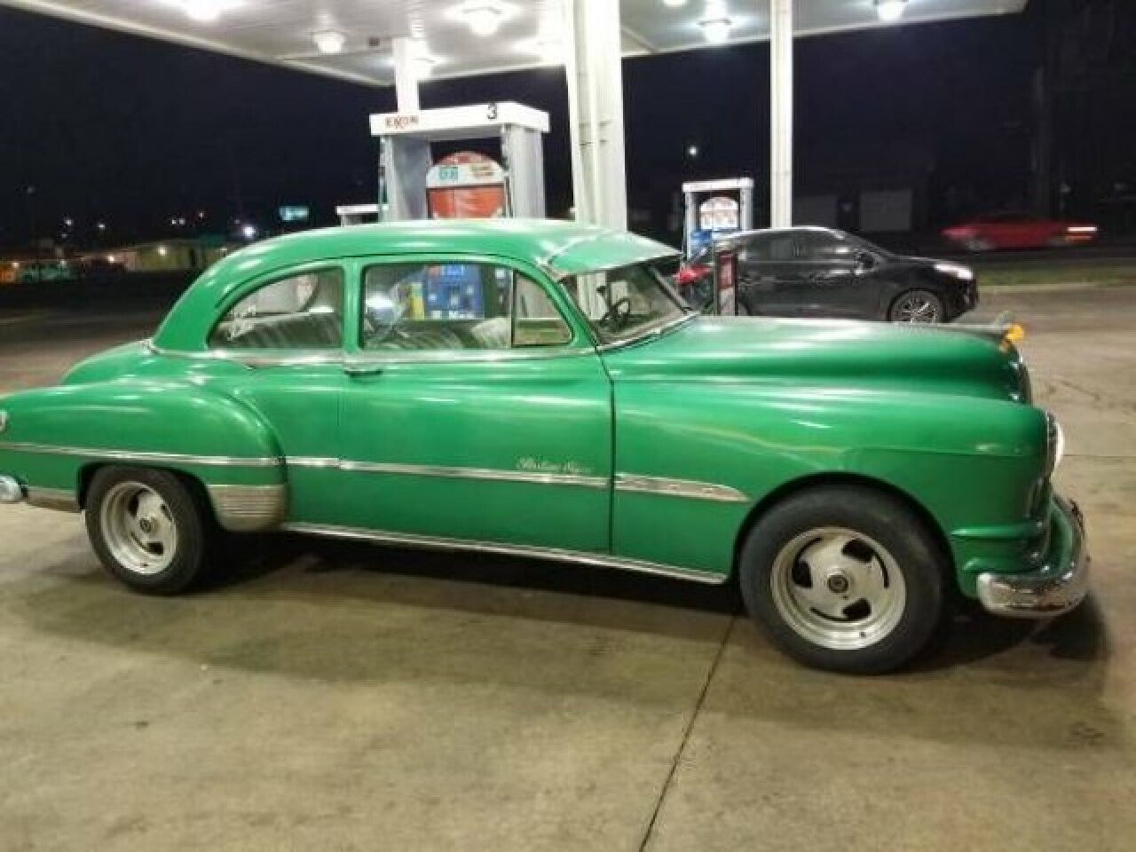 1951 Pontiac Coupe For Sale: 1951 Pontiac Chieftain For Sale Near Cadillac, Michigan