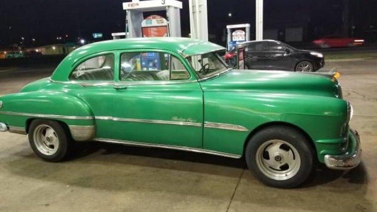 1951 Pontiac Chieftain for sale near Cadillac, Michigan 49601 ...
