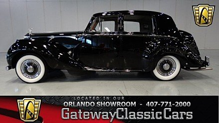 1951 Rolls-Royce Silver Dawn for sale 100739624