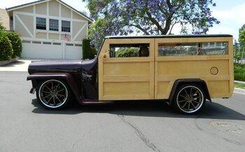 1951 Willys Custom for sale 101002719