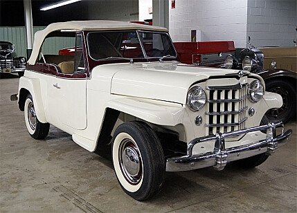 1951 Willys Jeepster for sale 100996134