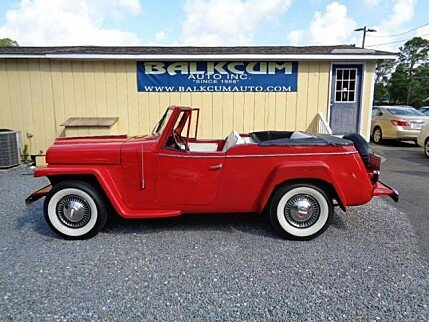 1951 Willys Jeepster for sale 100994358