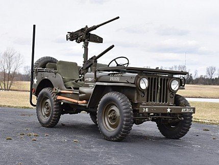 1951 Willys Jeepster for sale 100995196