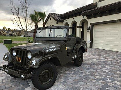 1951 Willys M-38 for sale 100947324