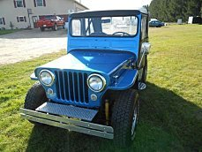 1951 Willys Other Willys Models for sale 100835442