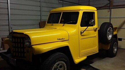 1951 Willys Other Willys Models for sale 100849334