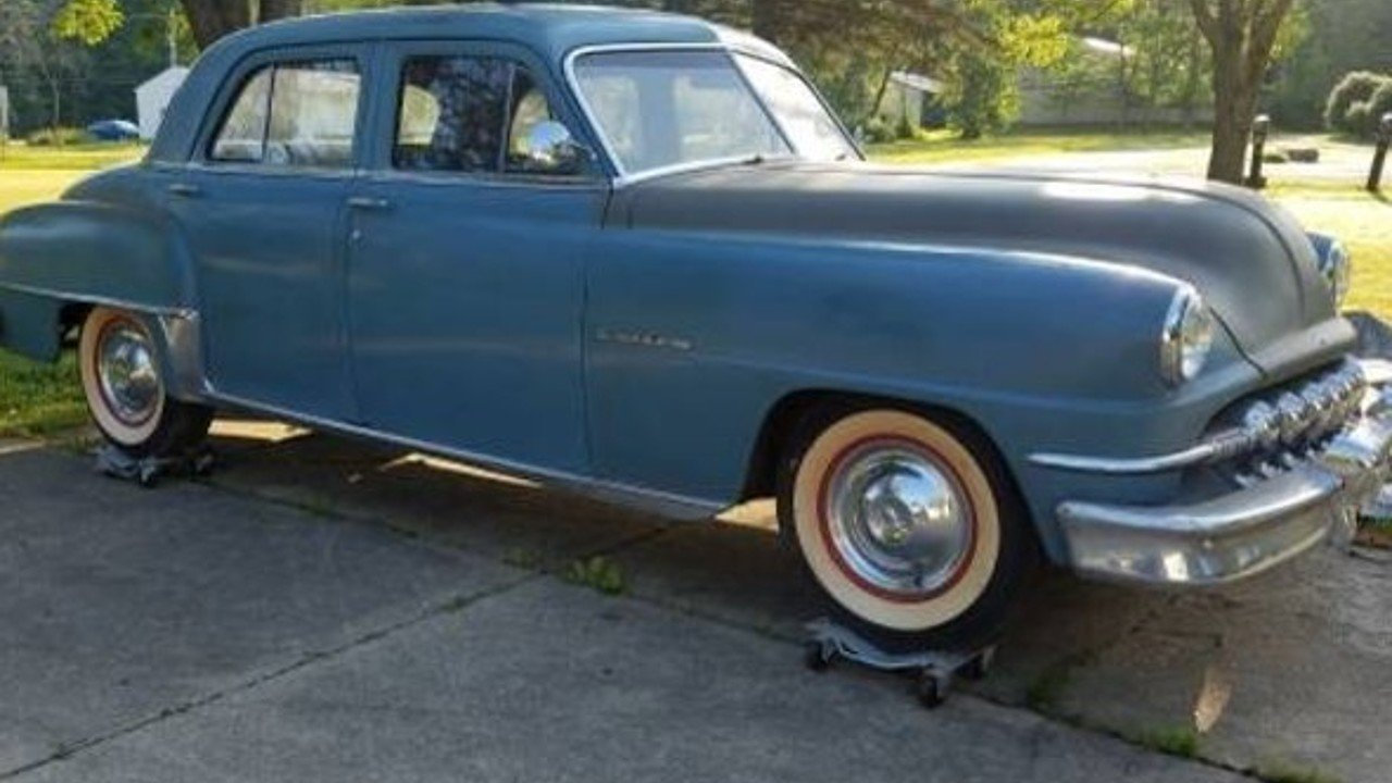 1951 desoto Deluxe for sale 101014882