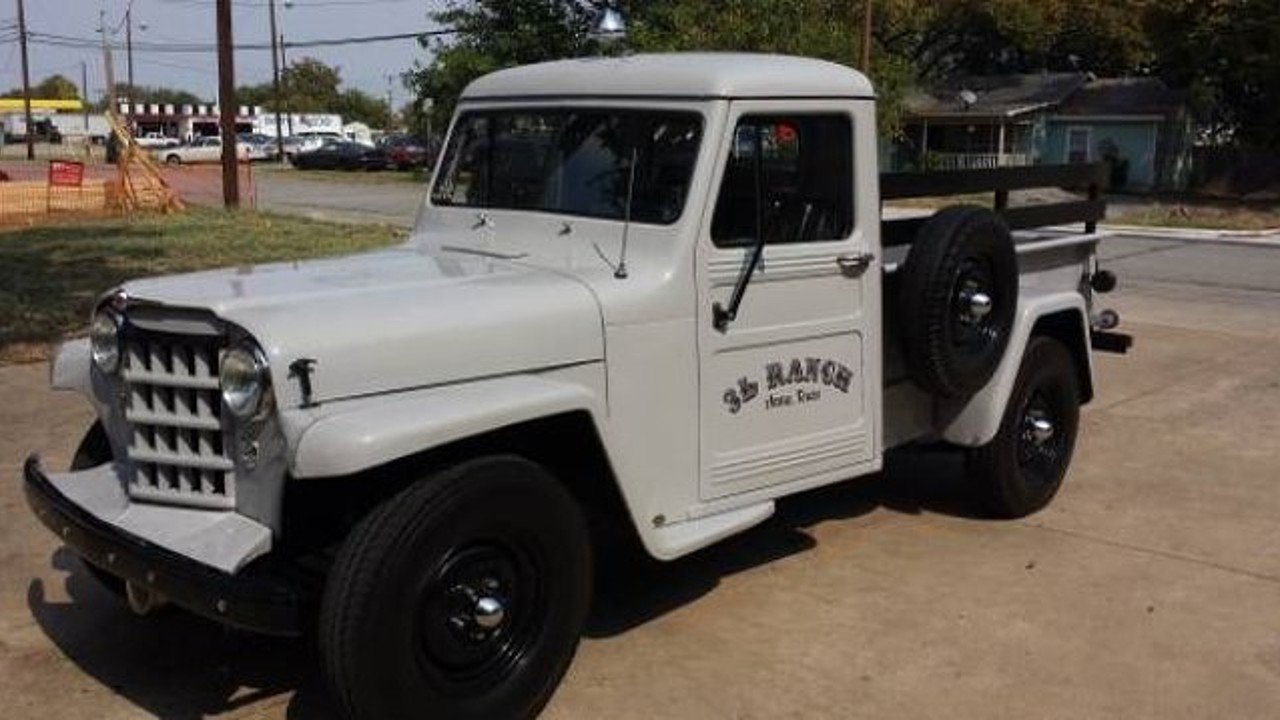 1951 jeep Other Jeep Models for sale 100874829