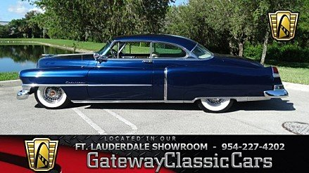 1952 Cadillac Series 62 for sale 100778610