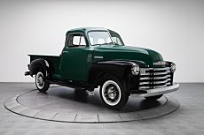 1952 Chevrolet 3100 for sale 100786522