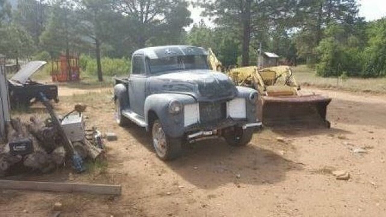 1952 Chevrolet 3100 for sale 100823789