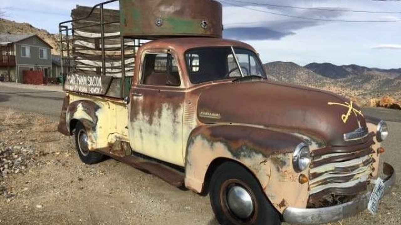 1952 Chevrolet 3100 for sale 100839302