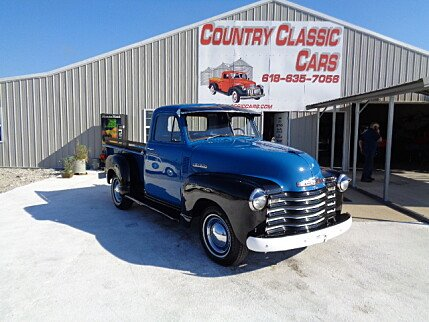 1952 Chevrolet 3100 for sale 101008740