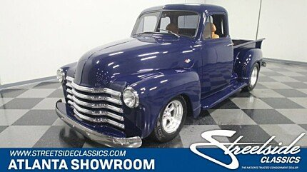 1952 Chevrolet 3100 for sale 101004305