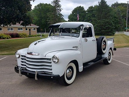 1952 Chevrolet 3200 for sale 100888057