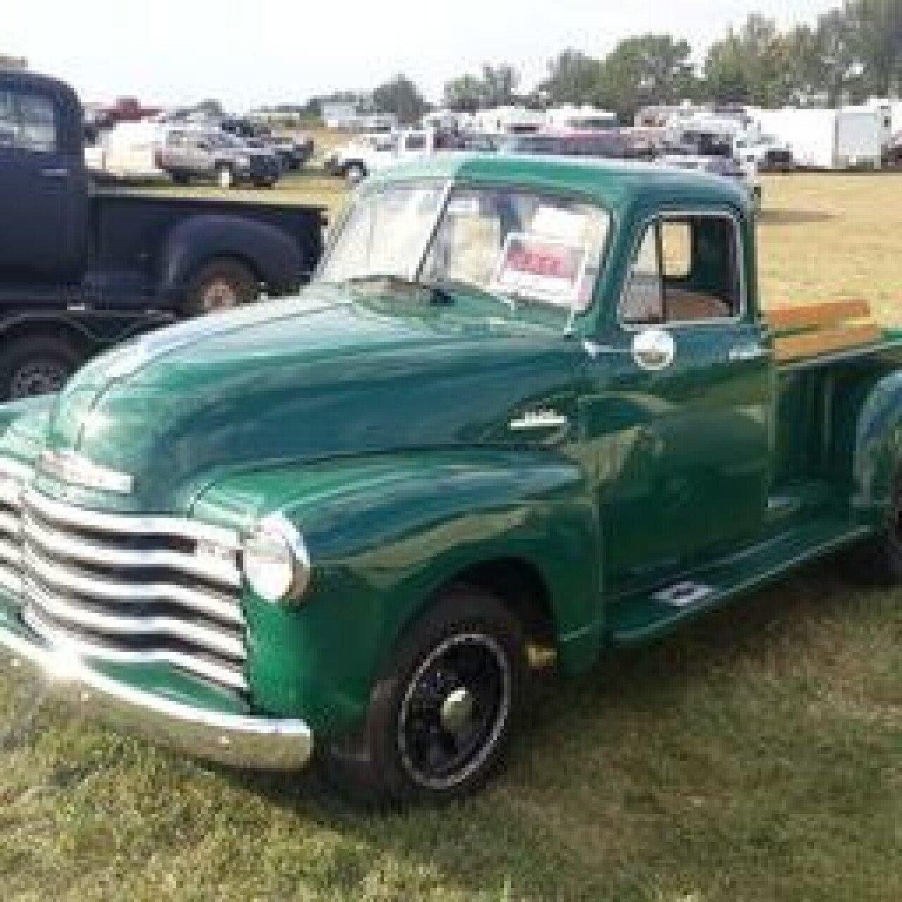 1952 Chevrolet 3600 for sale near New York New York