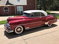 1952 Chevrolet Bel Air for sale 101018528