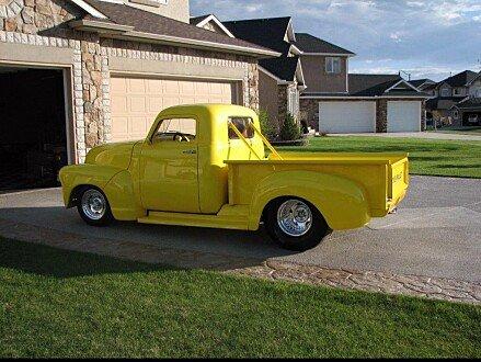 1952 Chevrolet Custom for sale 100855200