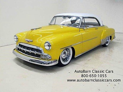 1952 Chevrolet Deluxe for sale 100748108