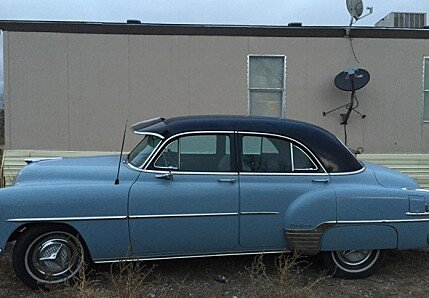1952 Chevrolet Deluxe for sale 100792676