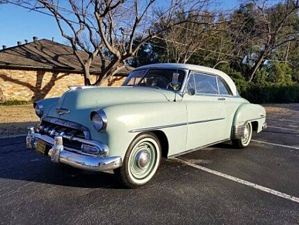 1952 Chevrolet Deluxe for sale 100955075