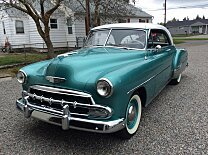 1952 Chevrolet Deluxe for sale 100994501