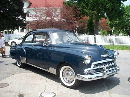 1952 Chevrolet Other Chevrolet Models for sale 100862292