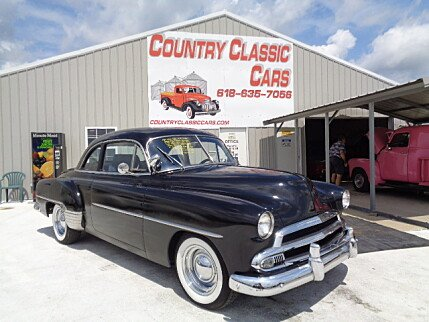 1952 Chevrolet Other Chevrolet Models for sale 101017278