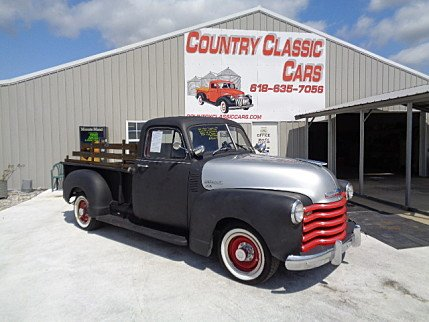 1952 Chevrolet Other Chevrolet Models for sale 101020621