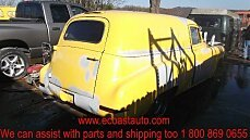 1952 Chevrolet Sedan Delivery for sale 100293059